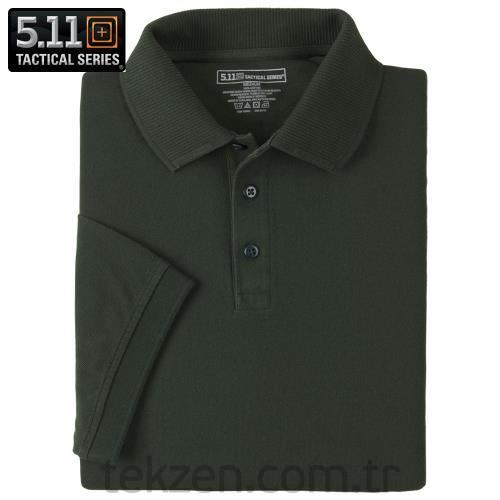 5.11 PROFESSIONAL POLO T-SHIRT Yeşil - 09.2.511.41060INT.860.0S