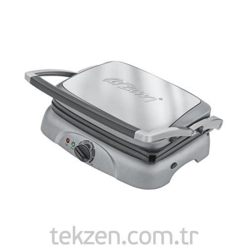 Arzum AR277 Metallo Izgara ve Tost Makinesi