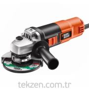 Black&Decker Avuç Taşlama  820W 115MM -G720