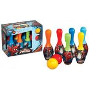 Spiderman Bowling Set