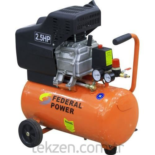 Federal Power Kompresör  50LT 2,5 HP- FP-EAL-KMP-5050