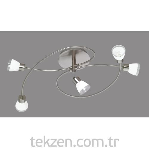 Trio Lighting Teddy 5'li Cam Spot-618410507